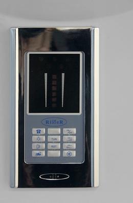 Кнопочный пульт управления (долговечнее сенсорной панели) - внешний вид и установлчные места одинаковые для всех моделей.