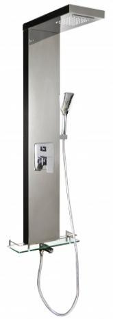 Душевые панели (гидромассажные стойки) RIVER LUX 400