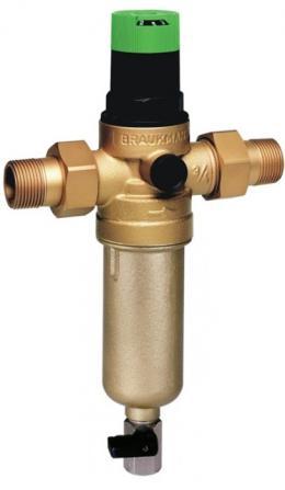 Фильтры для горячей воды Honeywell серии FK06 ААМ miniplus с редуктором