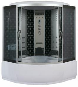 Душевая кабина RiveR  TEMZA 150-150-55 ТН