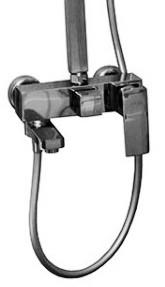 Излив для наполнения ванн. Душевая стойка River Lux 40-3